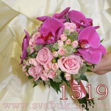 Мастерская свадебного букета Свадебные цветы СПб. Фото свадебного букета. Букет невесты.