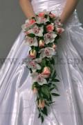 Мастерская свадебного букета Свадебные цветы СПб. Букет невесты. Каталог свадебных букетов.